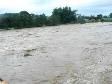 PULANGUI River Flash Flood: Valencia City Bukidnon Phil.