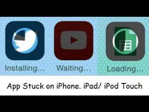How to delete app stuck on waiting wont delete youtube how to delete app stuck on waiting wont delete ccuart Gallery