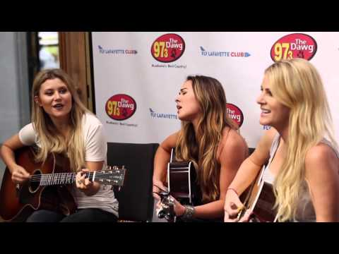 Runaway June - 'Wild West' | Live in the Lobby
