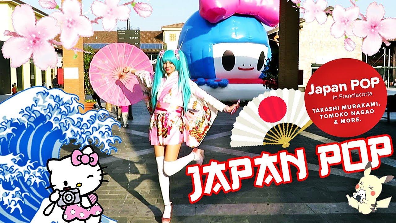 KELLY HILL TONE @ JAPAN POP - FRANCIACORTA OUTLET (BRESCIA) - YouTube