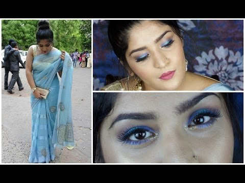 Indian #GRWM | Get Ready With Me | Graduation Night | Makeup, Hair & Outfit!