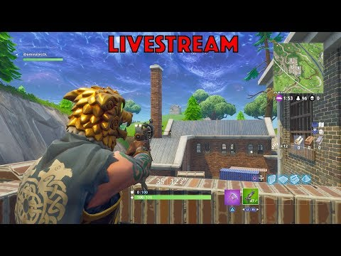EARLY BIRD SPECIAL // FORTNITE BLITZ (SOLO) // PRO PLAYER
