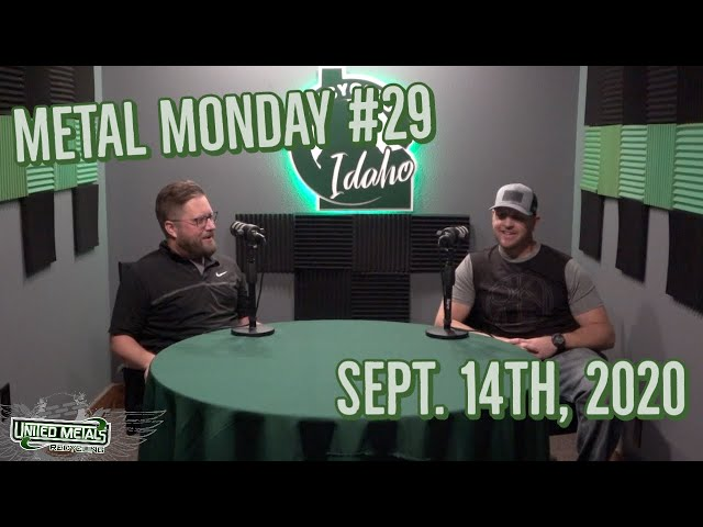Metal Monday #29 with Nick and Brett