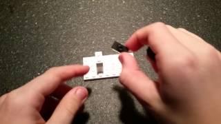 Comment construire des toilettes lego