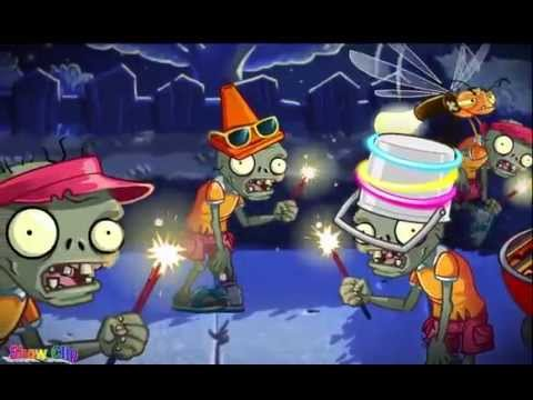 Plants vs  Zombies 2 Summer Nights Out Now Trailer