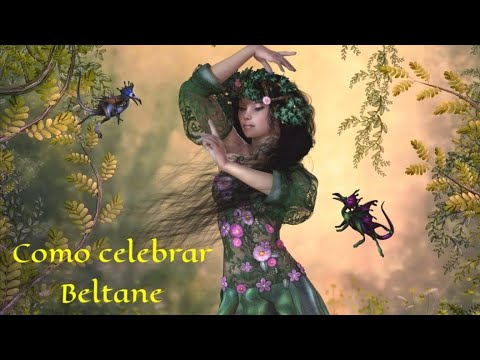 Hold my broom: May Day / Beltane