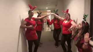All I Want For Christmas Is You lip dub - Mariah Carey
