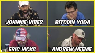 Andrew Neeme and Johnnie Vibes Battle in EPIC Cash Game (Full Episode) ♠ Live at the Bike!