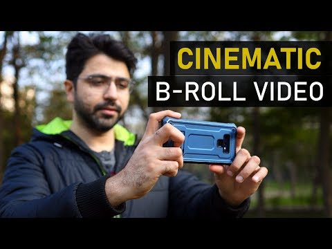 How To Shoot CINEMATIC VIDEO With Your Smartphone (in Hindi)