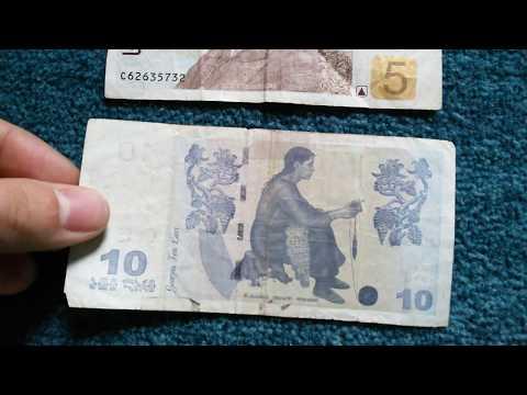 #Currency special part 81: Georgian Lari