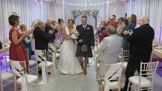 Craig & Naomi Harvey Wedding Highlights