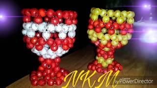 how to make beadead glass