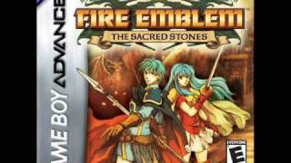 Fire Emblem The Sacred Stones 24: Messenger Of Darkness