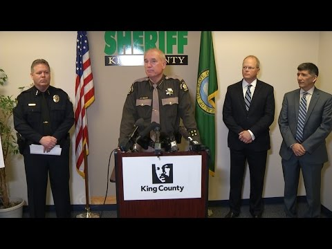 News Conference - Human Trafficking Investigation