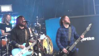 Seether - Fine Again - Aftershock 2015