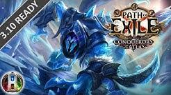 Path of Exile 3.10 - Freezing Pulse Build - Assassin Shadow - Delirium PoE 2020