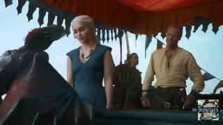 Juego de Tronos Temporada 3 (Juego de Tronos Season 3) - Clip: Dany and her dragons