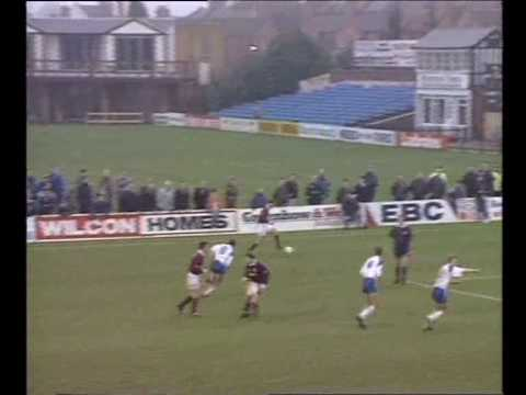 Northampton Town Classics 2-2 Gillingham County Ground 6-2-93