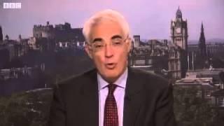 News Today - BBC News - Scottish independence: Darling on Salmond referendum plan