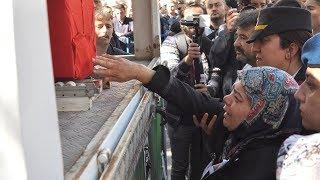 Şehit Uzman Çavuş Neşet Gök, Eskişehir'de toprağa verildi (2)
