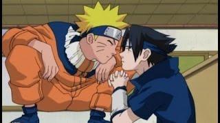 Top Bựa #2: 2 Nụ Hôn đầu đời Của Naruto Với Sasuke, Tình Yêu Trong Naruto