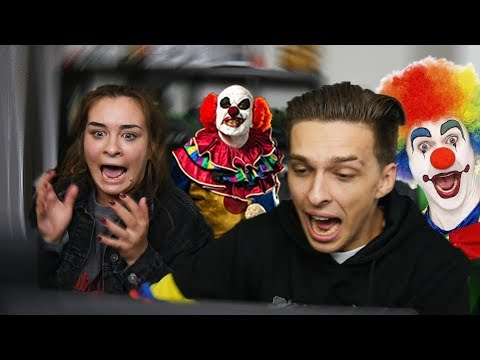 PROČ ZROVNA KLAUNI?! | Clown House s Doris