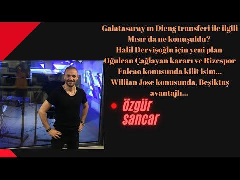 Galatasaray'ın Dieng transferi ile ilgili Mısır'da ne konuşuldu? Halil Dervişoğl