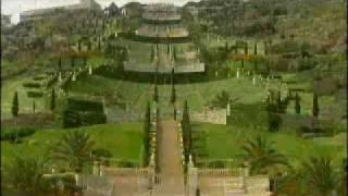 Хайфа, Бахайский храм и его висячие сады(Одна из главных достопримечательностей Хайфы - Бахайский храм и окружающие его висячие сады, которые будто..., 2009-07-29T19:46:07.000Z)