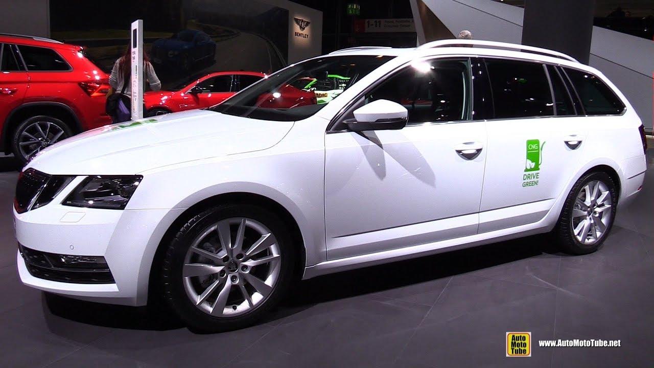 2018 Skoda Octavia Combi G Tec Exterior And Interior Walkaround