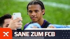 Leroy Sane zum FC Bayern München: Die Saga hat wohl ein Ende | Bundesliga | SPOX