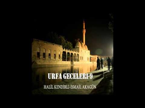 Urfa Geceleri / Halil Kendirli - Bir Tel Çektim Mardinden (Deka Müzik)