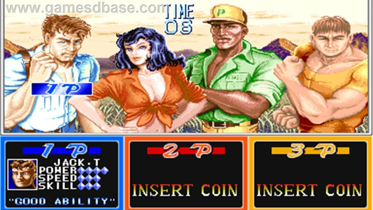 Game kinh điển – Download hướng dẫn chơi game bộ đội Cadillac AND Dinosaurs – Tuổi thơ dữ dội