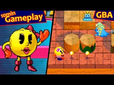 Ms. Pac-Man Maze Madness ... (GBA)