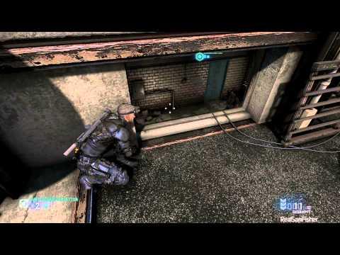 Splinter Cell Blacklist - (Blind) Perfectionist Walkthrough - 2. Benghazi, Libya