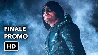 "Arrow 6x23 Promo ""Life Sentence"" (HD) Season 6 Episode 23 Promo Season Finale"