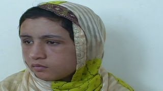 13 Year Old Afghan Tortured by Husband's Family