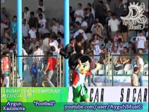 Aygun Kazimova  Futbol FIFA U17 Women's World Cup Azerbaijan 2012