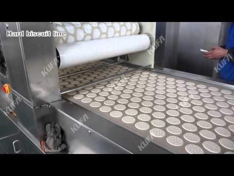 Hard Biscuit Production Line