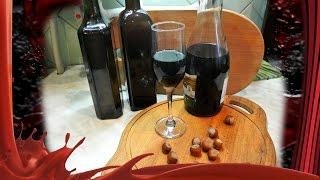 Рецепт ароматного вишневого вина.