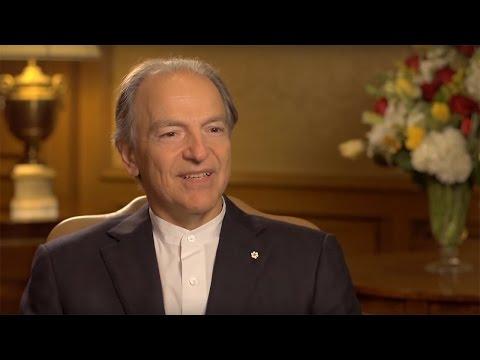 Pierre Lassonde Interview