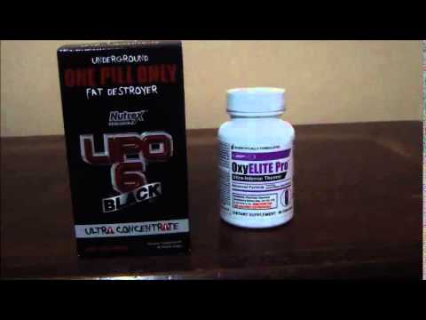 Nutrex Lipo 6 black hers extreme potency Липолитик