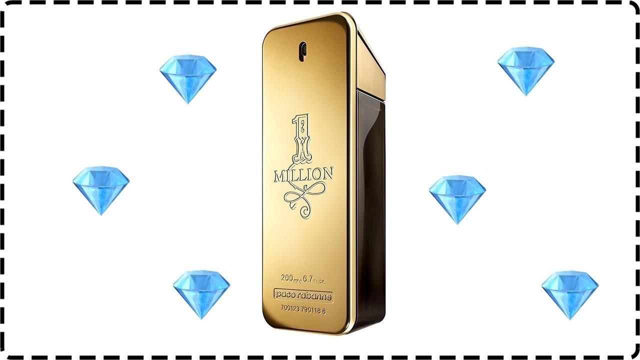Paco Rabanne One Million Parfum Deutsch One Million
