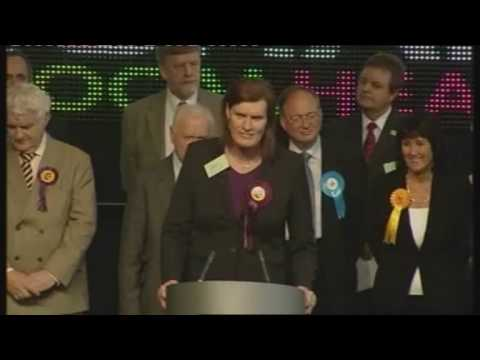 UKIP 2nd in the European Elections 2009