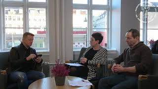 Danish media As deceitful as the British   Tommy Robinson interview in Copenhagen January 2020 1