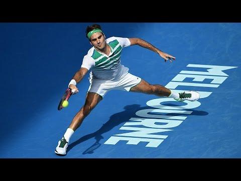 Roger Federer - Best Points 2016