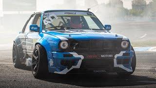 Начало дрифт сезона   Drift Attack   Bmw E30