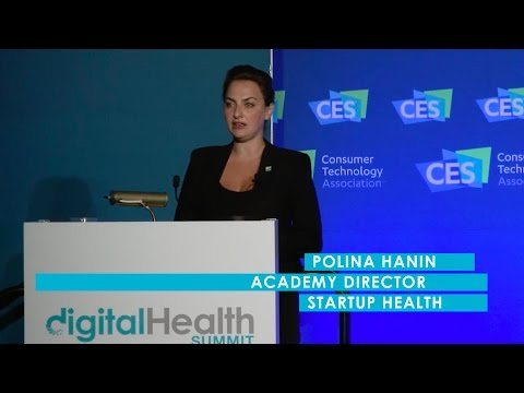 StartUp Health's Annual Insights Report @ Digital Health Summit CES 2017