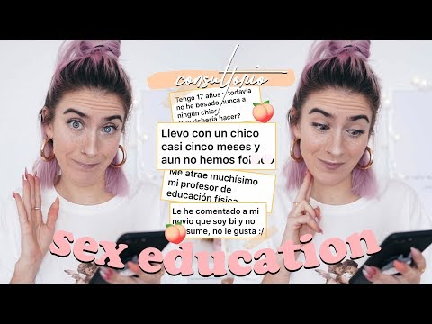 🍑CONSULTORIO DEL AMOR /sexEDUCATION /marzo/🍑 from YouTube · Duration:  17 minutes 47 seconds