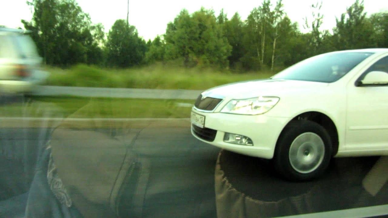 skoda octavia fl или volkswagen polo sedan