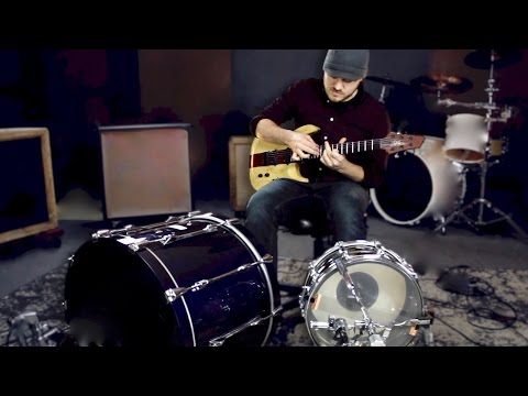 Eventually (guitar & drums) - Rob Scallon